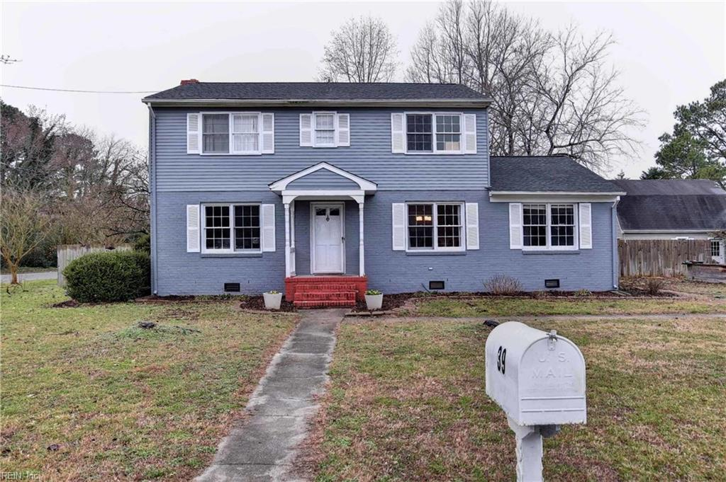 39 Moore RD, Poquoson, Virginia